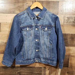 Levi's NWT trucker jean jacket boys large